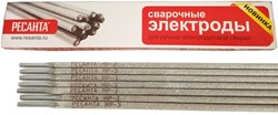Электрод Ресанта МР-3 Ф3,0 - 1 кг - фото 4731