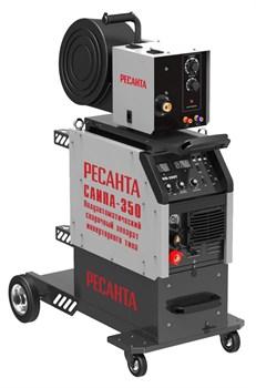 Полуавтоматический сварочный аппарат Ресанта САИПА-350 фото